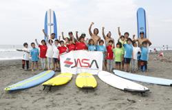 『SURFING SCHOOL FOR KIDS BEGINNERS in SHONAN OPEN』レポート