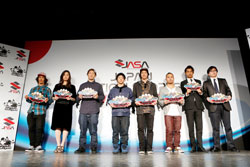 JAPAN ACTION SPORTS AWARDS 2014 受賞者決定!!