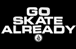 Go Skateboarding Dayイベント情報④ VOLCOM STORE TOKYOでスケートボードを楽しもう!!