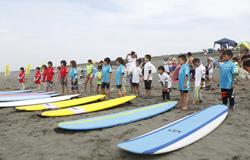 小学生のためのJASAサーフィンスクール開催決定!!