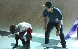 子供達集合!! JASAスケートボードスクール開催決定!!