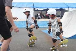 8月2日(土)レゲエフェスティバル『SUNSTAR』にJASAスケートボードスクールと体験会がやってくる!!