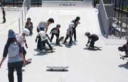 3.21 アクションスポーツの日 情報② H.L.N.A SKATE PARKが無料開放!!
