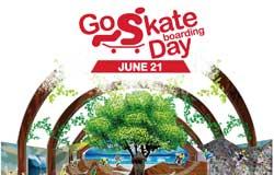 6/21 Go Skateboarding Day 情報③ 「CHANNEL SQUARE ふくしま」で一緒にスケートボードを楽しもう!!