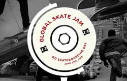 6/21 Go Skateboarding Day 情報④ DC GLOBAL SKATE JAM -TOKYO- 開催決定!!