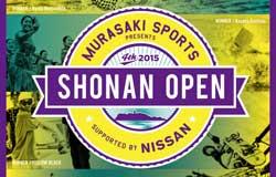 夏はここから!国内最大のサーフフェスティバル『SHONAN OPEN 2015』開催!!