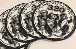 3.20 アクションスポーツの日 情報② 『アクションスポーツの日』ステッカー配布開始!