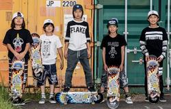 小学生プロ渡辺星那も出演するスケートボードのデモが海老名市「ビナウォーク」で開催!!