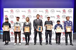 『JAPAN ACTION SPORTS AWARDS 2019』受賞者決定!!!