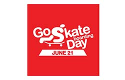 6月21日はGo Skateboarding Day !!