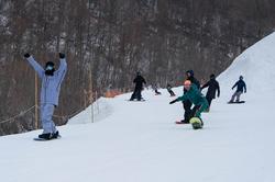 ムラサキパーク東京と川場スキー場で行われたセッションをレポート